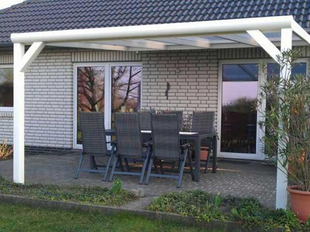 Td-301 Alu-terrassendach | Preiswert Von Sodona Terrassen Uberdachung Aluminium Vorteile