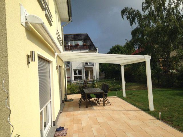 Td-501 Alu-terrassendach | Preiswert Von Sodona Terrassen Uberdachung Aluminium Vorteile